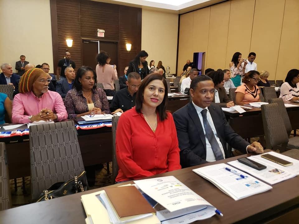 Alcaldesa María Mercedes Ortiz, participa en la reunión de coordinación del Programa de Alianzas Municipales
