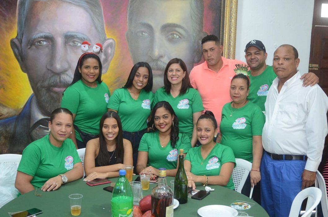Ayuntamiento de Salcedo celebra su fiesta de navidad