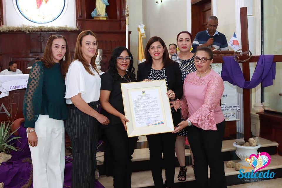 CELEBRACIÓN DEL 95 ANIVERSARIO DEL NATALICIO DE NUESTRA BÉLGICA ADELA MIRAVAL