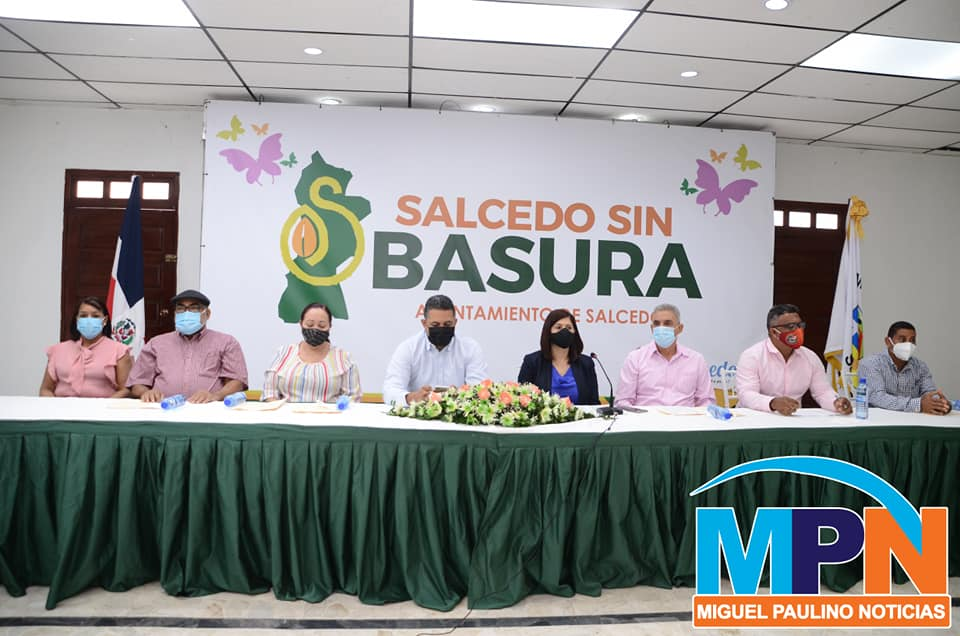 Ayuntamiento Salcedo lanza Programa de Recolección Nocturna de Residuos Sólidos.